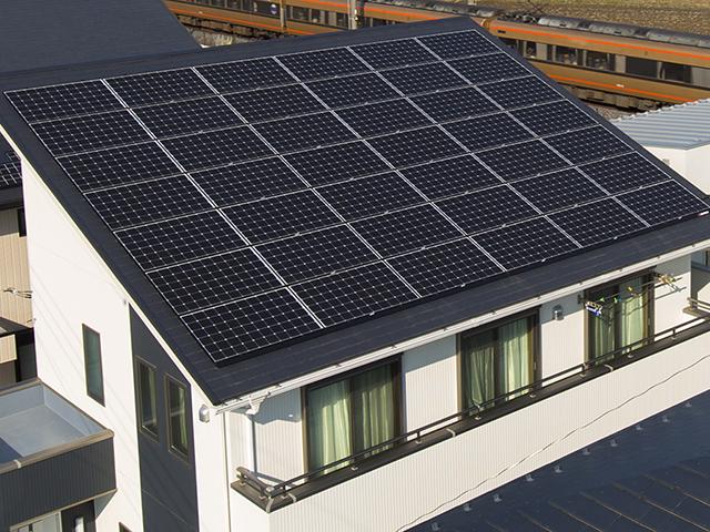 太陽光オール電化