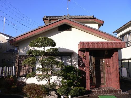 外壁・鉄部などの塗装工事|埼玉県川越市のI様邸