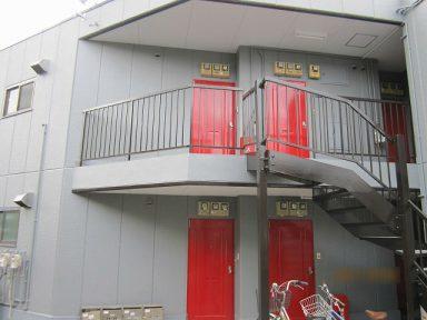 外壁・付帯部の塗装工事