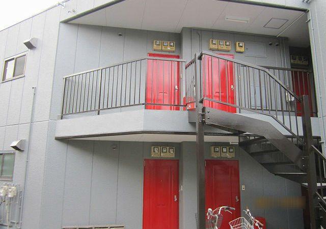 外壁・付帯部の塗装工事|埼玉県川越市霞が関の某アパートにて塗り替えリフォーム