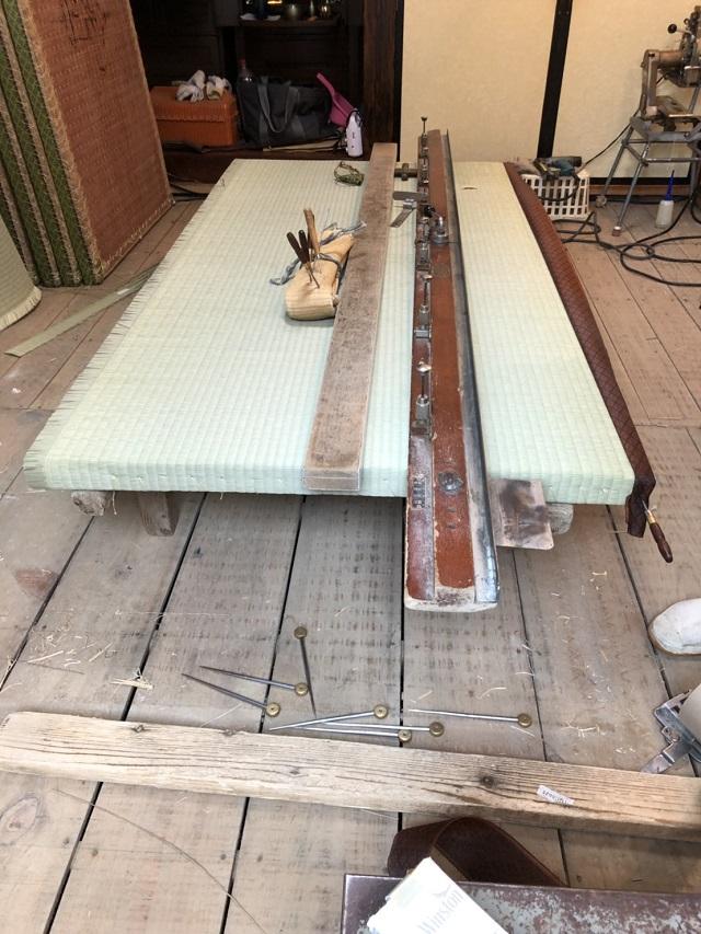 畳の張り替えリフォーム|埼玉県川越市のW様邸にて内装工事