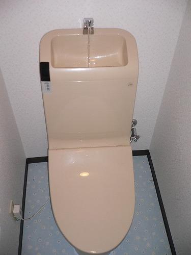 トイレのリフォーム(便器交換・クロスの張り替え・クッションフロア) さいたま市西区指扇の榊原様邸