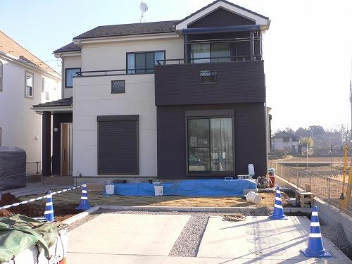 カーポートの新設工事 埼玉県川越市大袋新田のI様邸
