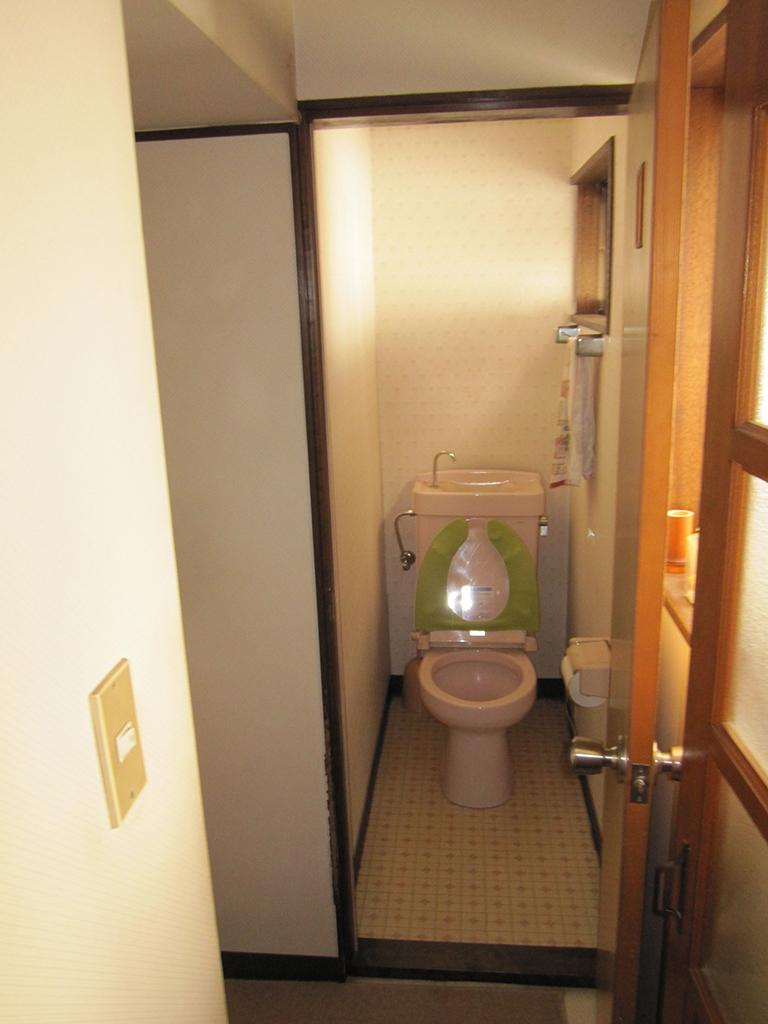 賃貸物件(4LDK)の内装のリノベーション工事|埼玉県川越市寺尾のお客様